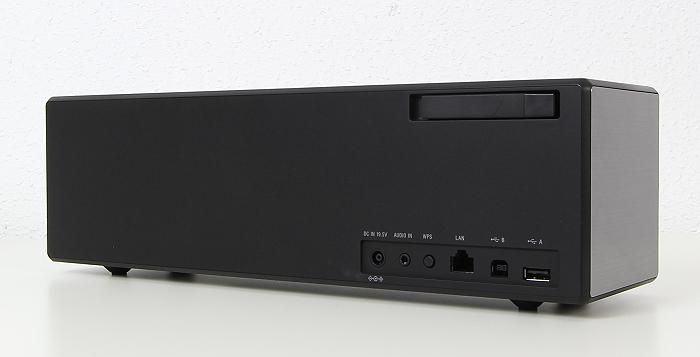 Sony SRS-X88 Rueckseite Seitlich1