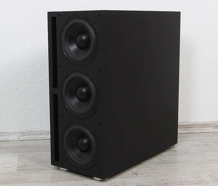 Teufel Ultima 40 Surround Complete US 5305 Front Seitlich2