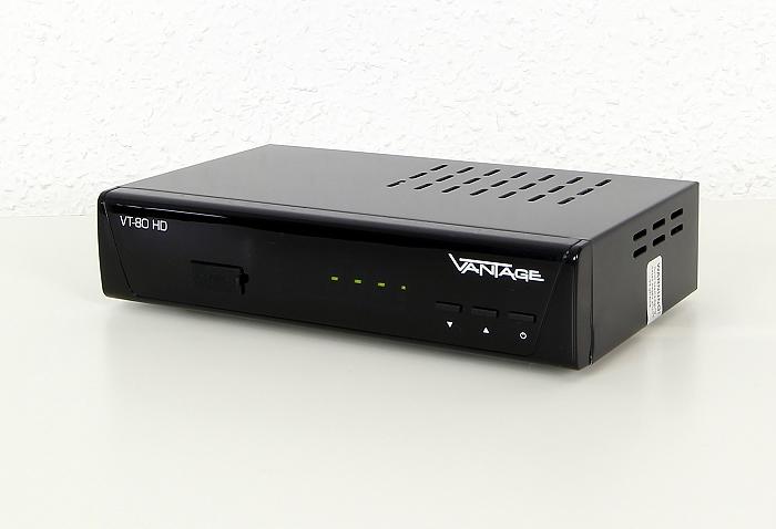 Vantage VT-80 HD Front Seitlich1