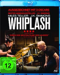 Whiplash Blu-ray Disc