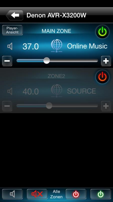 Denon Remote App 8