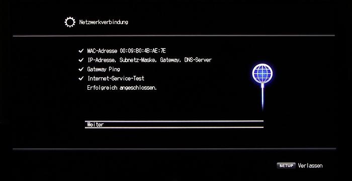 Onkyo TX-RZ900 Screenshot 11