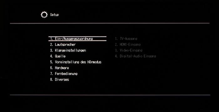 Onkyo TX-RZ900 Screenshot 12