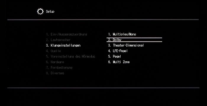 Onkyo TX-RZ900 Screenshot 16