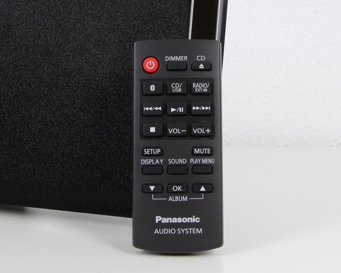 Panasonic SC-ALL5CD Fernbedienung