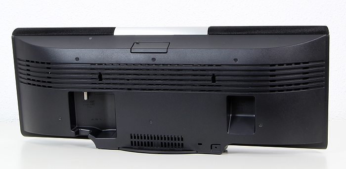 Panasonic SC-ALL5CD Rueckseite Seitlich1