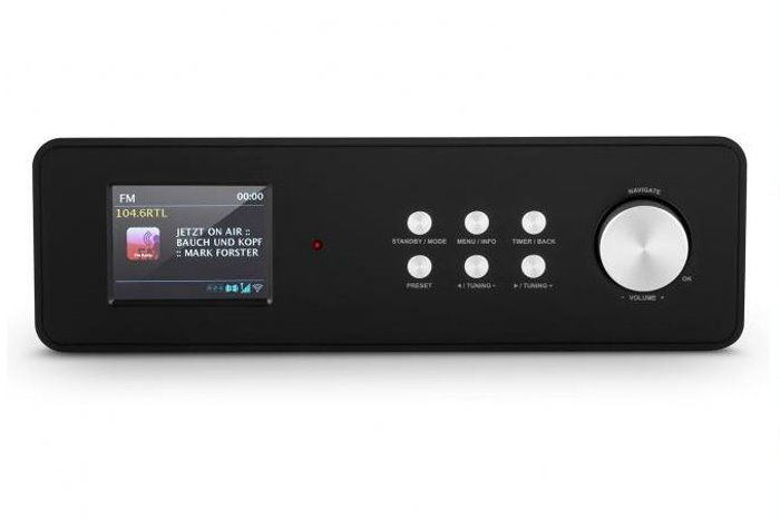 Auna Neues WLAN DAB+ Radio KR 200 AREA DVD