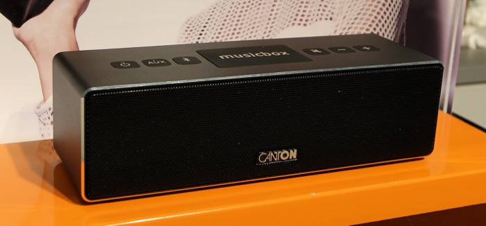 Canton MusicBox S Front