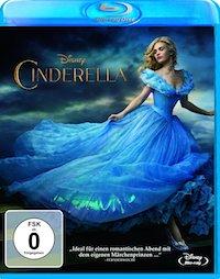 Cinderella Blu-ray