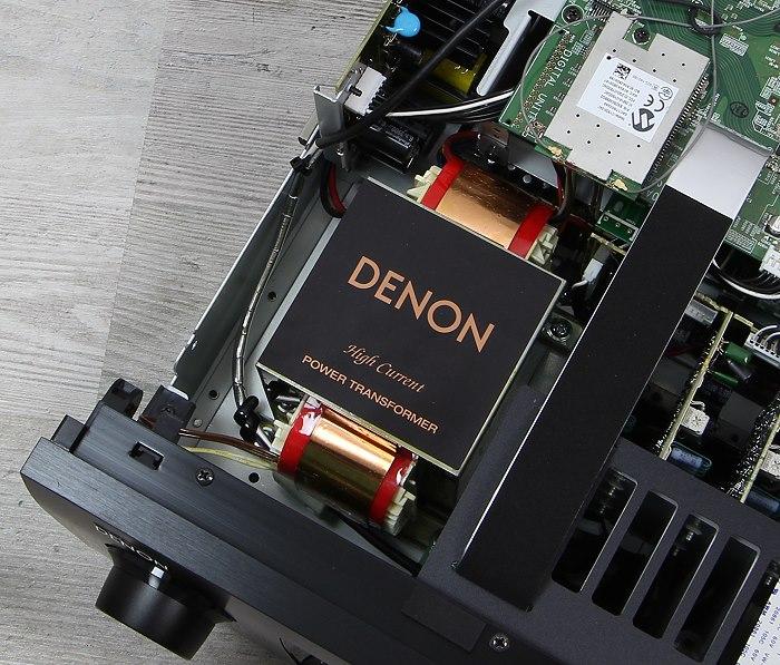 Denon AVR-X6200W Innenleben1