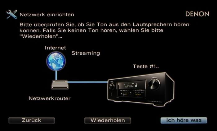 Denon AVR-X6200W Screenshot 15