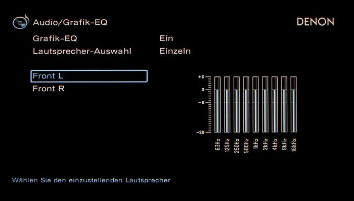 Denon AVR-X6200W Screenshot 20