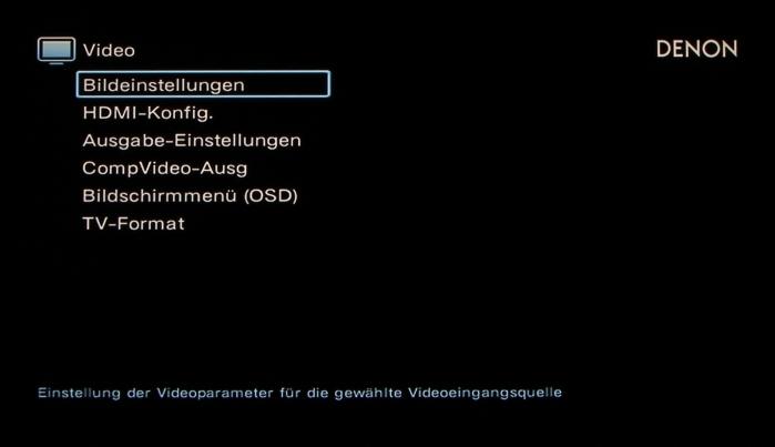 Denon AVR-X6200W Screenshot 21