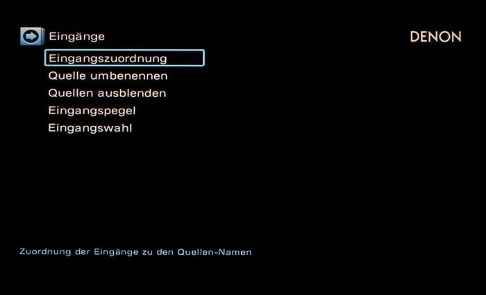 Denon AVR-X6200W Screenshot 24