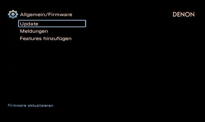 Denon AVR-X6200W Screenshot 34