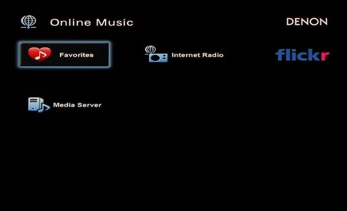 Denon AVR-X6200W Screenshot 36