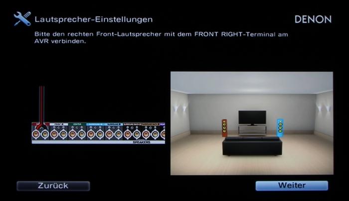 Denon AVR-X6200W Screenshot 8
