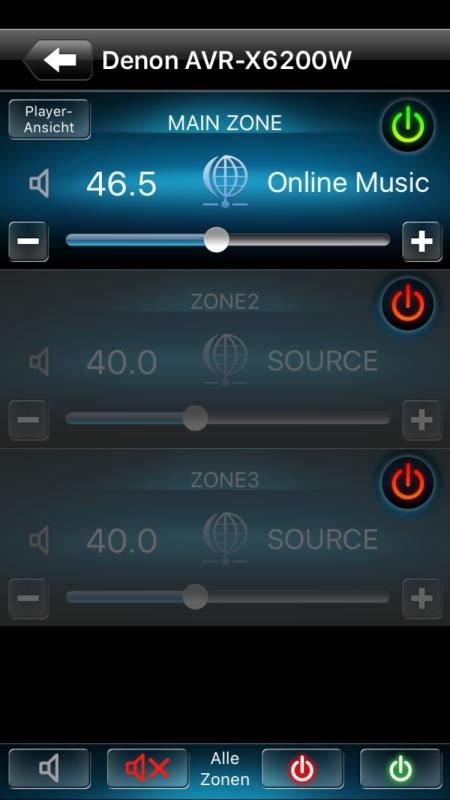 Denon Remote App 10