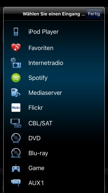 Denon Remote App 9