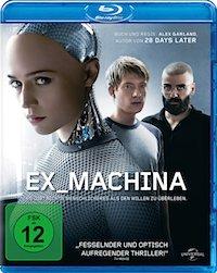 Ex Machina Blu-ray Disc