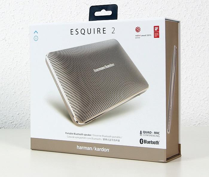 Harman Kardon Esquire 2 Verpackung