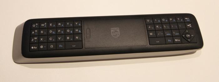 Philips 65PUS7600 Fernb Rueckseite