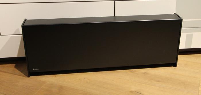 Raumfeld Soundbar Sub schwarz