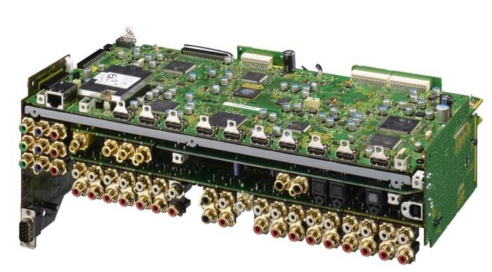 SC-LX89 PreAmp_board