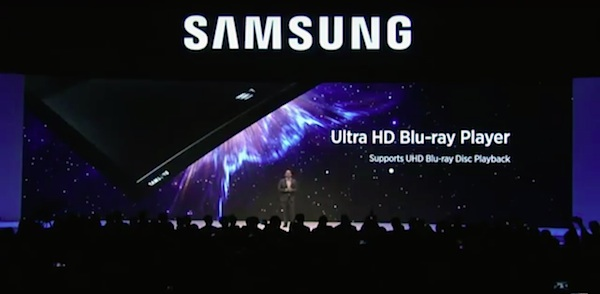 Samsung Fox Ultra HD Blu-ray