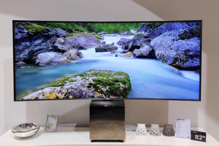 Samsung UHD TV S9W