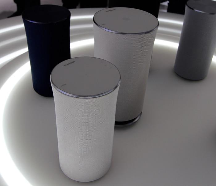 Samsung Wireless Audio 360 R5 R3 grau