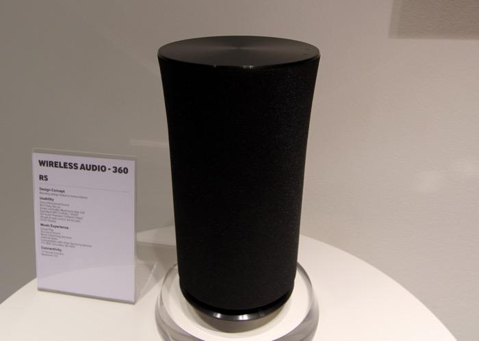 Samsung Wireless Audio 360 R5
