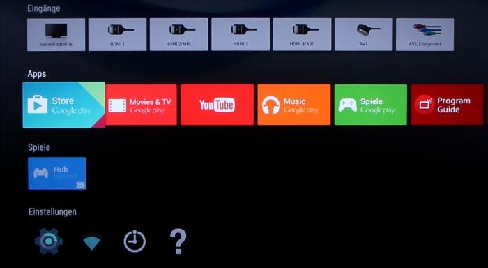 Sony KD65X8505 Screenshot22