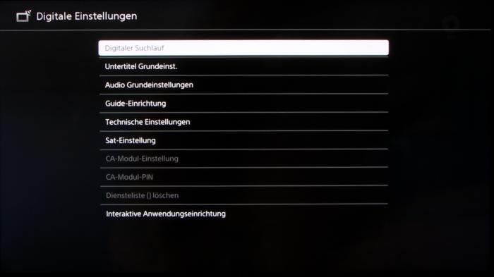 Sony KD65X8505 Screenshot31
