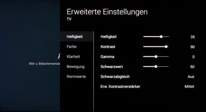 Sony KD65X8505 Screenshot34