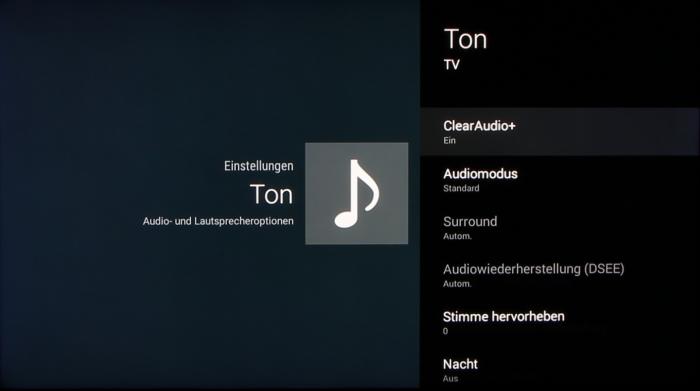 Sony KD65X8505 Screenshot39