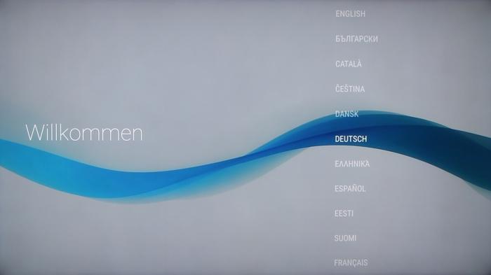 Sony KD65X8505 Screenshot5