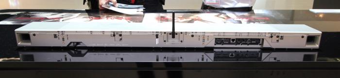 YSP-1600 Rueckseite