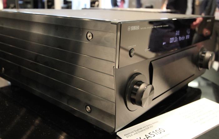 Yamaha CX-A5100 Seite