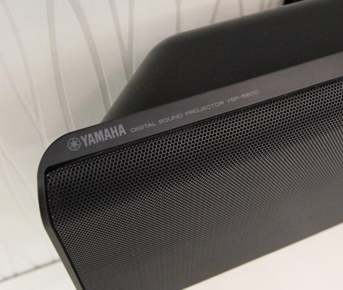Yamaha YSP5600SW Detail oben