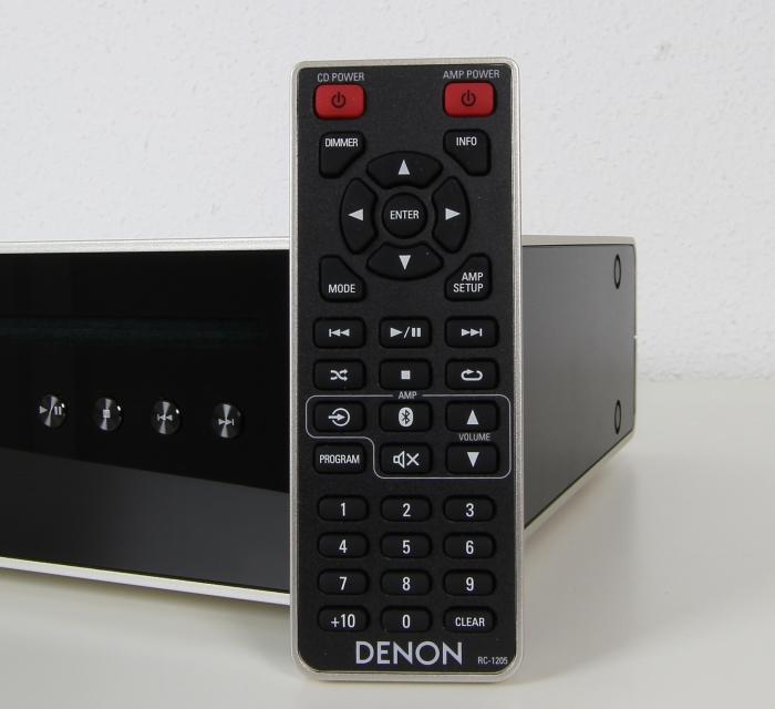 Denon DCD-50 Fernbedienung