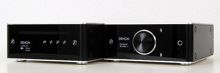 Denon PMA-50 DCD-50 Gruppenbild1