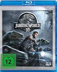 Jurassic World Blu-ray 3D