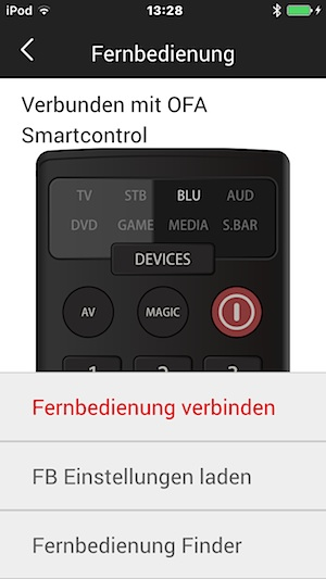 One For All SmartControl