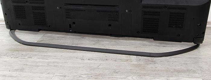 Panasonic TX-55CXW804 Standfuss Rueckseite