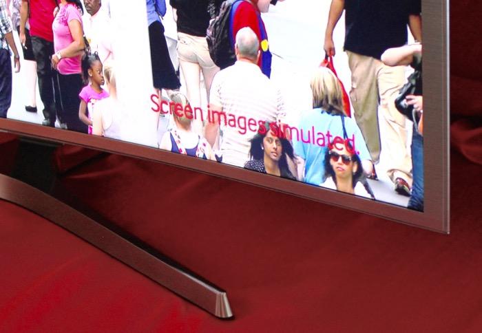 Samsung UE40S9 Detail