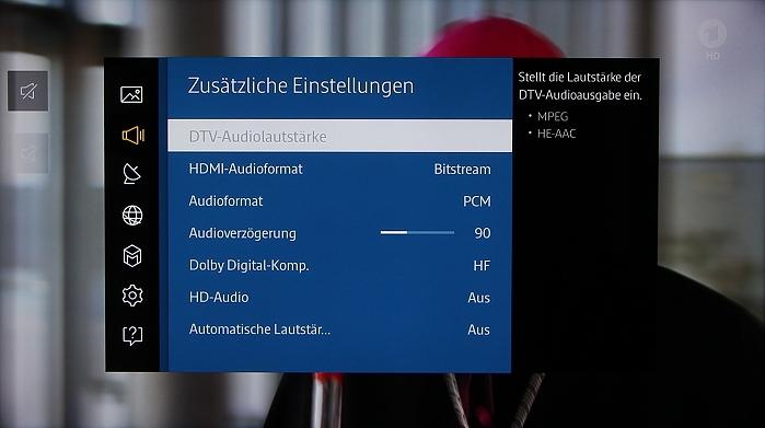 Samsung UE50JU6850 Screenshot 12
