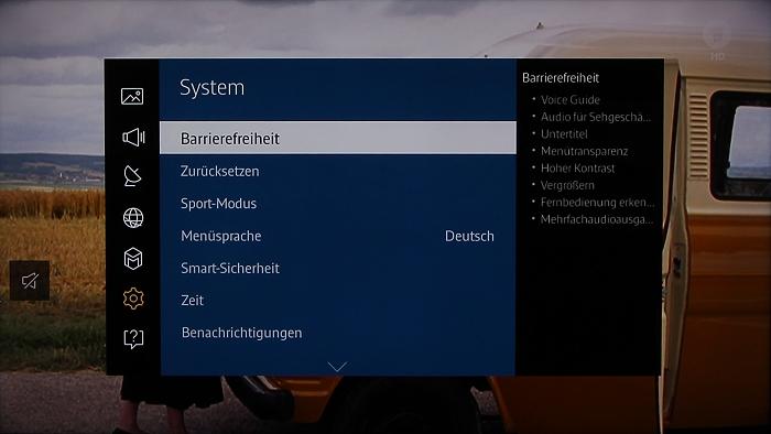 Samsung UE50JU6850 Screenshot 17