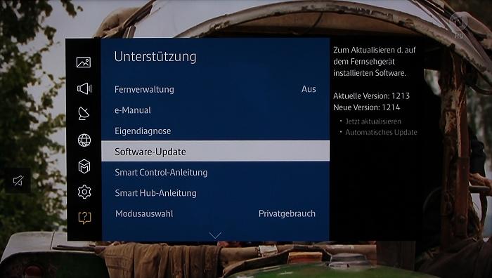 Samsung UE50JU6850 Screenshot 19