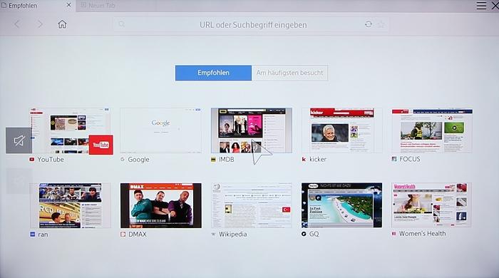 Samsung UE50JU6850 Screenshot 23